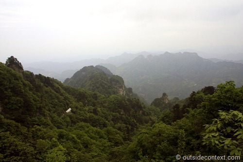 Wudang Mountain 45 Mount Wudang and the Meaning of Life